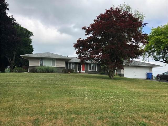 617 Marbletown Road, Arcadia, NY 14513 (MLS #R1281109) :: BridgeView Real Estate Services