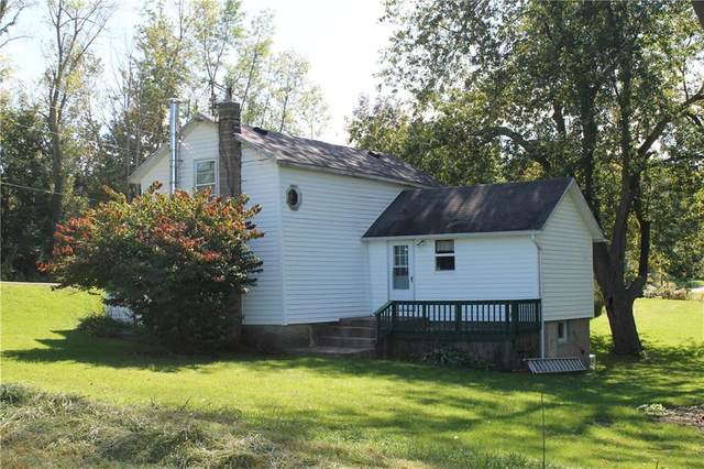 2879 Parker Road, Arcadia, NY 14513 (MLS #R1282987) :: Robert PiazzaPalotto Sold Team