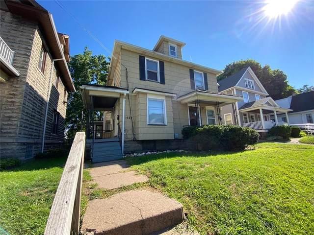 1525 Clifford Avenue, Rochester, NY 14609 (MLS #R1283109) :: Robert PiazzaPalotto Sold Team