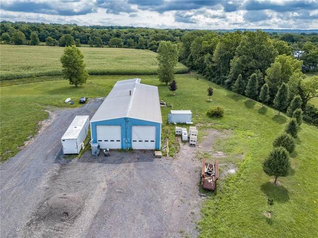 6677 State Route 96A, Romulus, NY 14521 (MLS #R1283111) :: Thousand Islands Realty