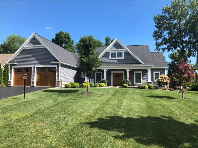 11 Montgomery Glen Drive, Penfield, NY 14580 (MLS #R1283134) :: 716 Realty Group