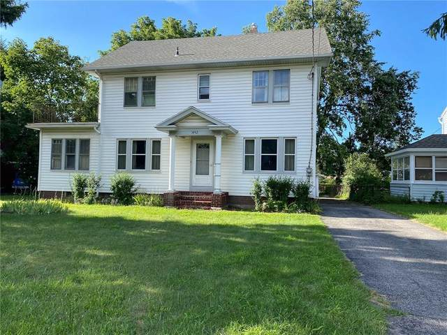 1442 Titus Ave Avenue, Irondequoit, NY 14617 (MLS #R1283166) :: Robert PiazzaPalotto Sold Team