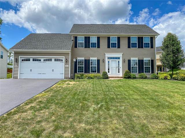 191 Lynx Court, Penfield, NY 14450 (MLS #R1283340) :: Robert PiazzaPalotto Sold Team