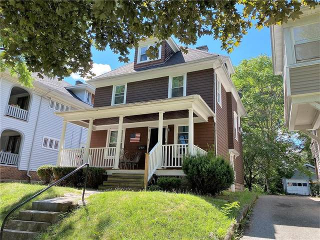 239 Augustine Street, Rochester, NY 14613 (MLS #R1283405) :: Robert PiazzaPalotto Sold Team