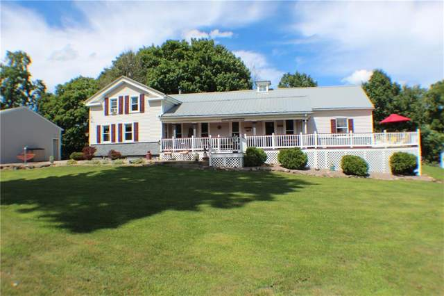 16311 Church Street, Clarendon, NY 14470 (MLS #R1283437) :: Robert PiazzaPalotto Sold Team