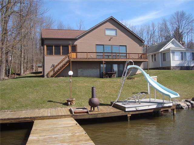 7885 Finch Road, Wolcott, NY 14590 (MLS #R1283533) :: Lore Real Estate Services