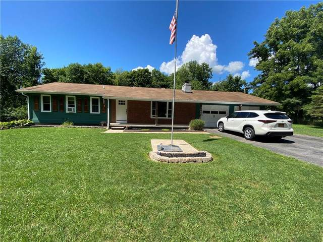 7903 Potter Road, Throop, NY 13021 (MLS #R1283591) :: 716 Realty Group