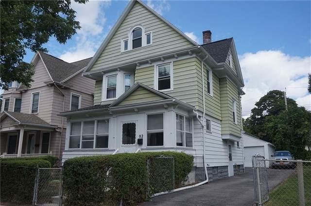 82 Lenox Street, Rochester, NY 14611 (MLS #R1283650) :: Robert PiazzaPalotto Sold Team