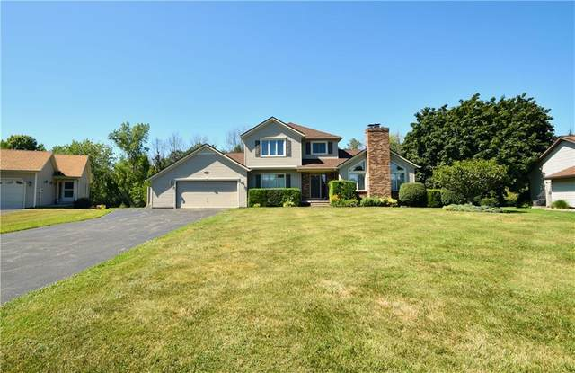 219 Sweet Acres Drive, Greece, NY 14612 (MLS #R1283691) :: Robert PiazzaPalotto Sold Team