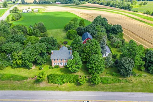 5780 State Route 5 And 20, Canandaigua-Town, NY 14424 (MLS #R1283740) :: Lore Real Estate Services