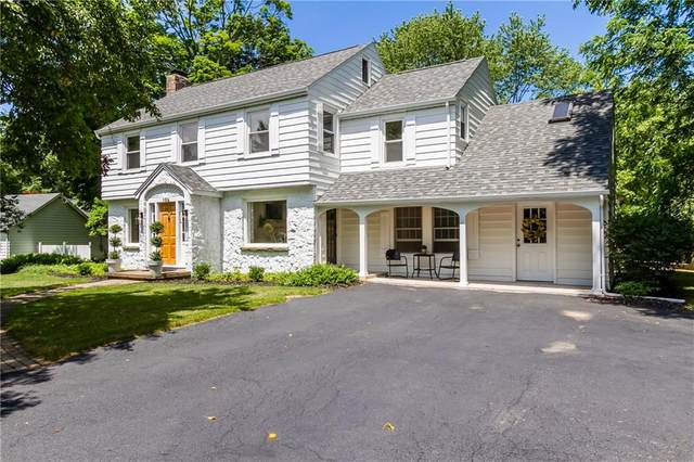 146 E Brook Road, Pittsford, NY 14534 (MLS #R1283780) :: MyTown Realty