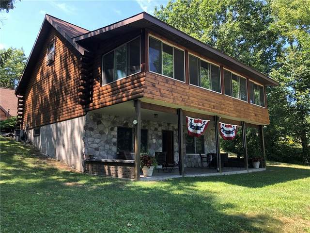 4598 Lakeview Road, Starkey, NY 14837 (MLS #R1283847) :: Robert PiazzaPalotto Sold Team