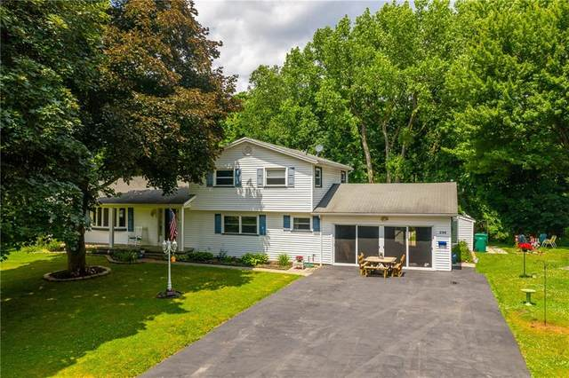 298 Willowen Drive, Irondequoit, NY 14609 (MLS #R1283934) :: Robert PiazzaPalotto Sold Team