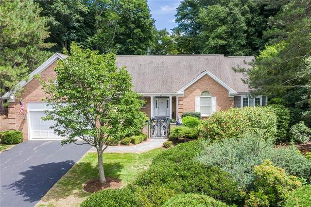 27 Woodbury Pl Pvt, Pittsford, NY 14618 (MLS #R1283947) :: MyTown Realty