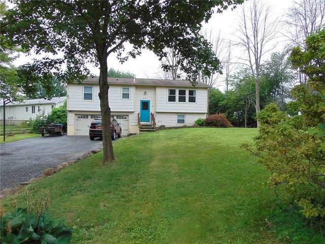 435 Campbell Road, Sweden, NY 14420 (MLS #R1283975) :: Robert PiazzaPalotto Sold Team