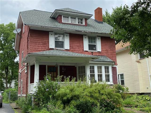 724 Arnett Boulevard, Rochester, NY 14619 (MLS #R1284034) :: Robert PiazzaPalotto Sold Team