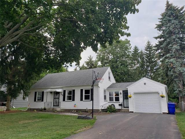 355 Lake Meadow Drive, Greece, NY 14612 (MLS #R1284051) :: 716 Realty Group
