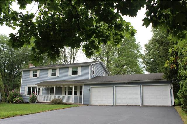 25 Dunbar Road, Parma, NY 14468 (MLS #R1284207) :: Robert PiazzaPalotto Sold Team