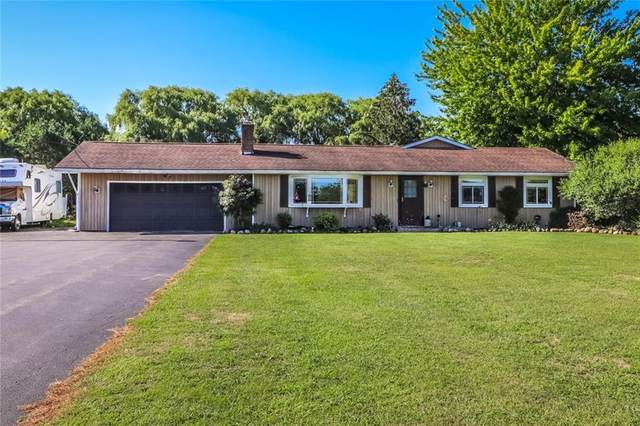 133 Dunbar Rd Road, Parma, NY 14468 (MLS #R1284372) :: Robert PiazzaPalotto Sold Team