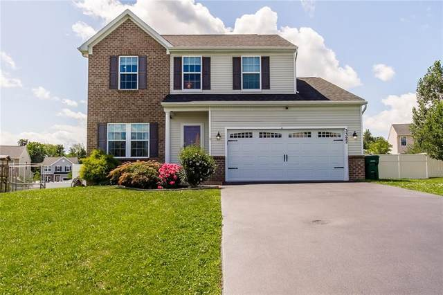 3322 Dandelion Trail, Canandaigua-Town, NY 14424 (MLS #R1284382) :: Lore Real Estate Services