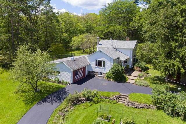 7341 County Road 32 Road, Bristol, NY 14424 (MLS #R1284449) :: Robert PiazzaPalotto Sold Team