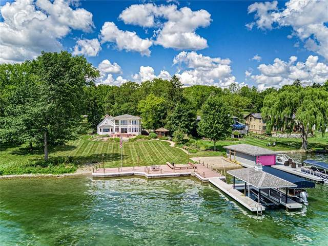 3437 W Lake Blvd Boulevard, Canandaigua-Town, NY 14424 (MLS #R1284566) :: Lore Real Estate Services