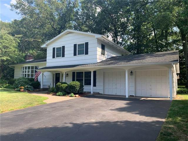 215 Raphael Drive S, Webster, NY 14580 (MLS #R1284687) :: Lore Real Estate Services