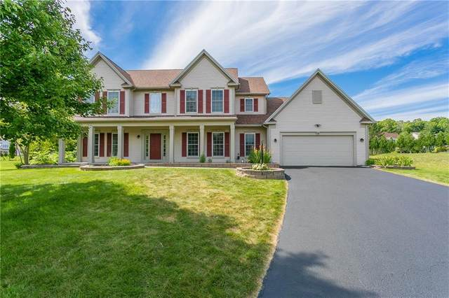 9 Soho Circle, Pittsford, NY 14534 (MLS #R1284873) :: MyTown Realty
