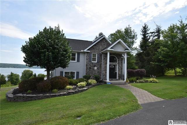 3160 Route 394, North Harmony, NY 14710 (MLS #R1284933) :: Lore Real Estate Services