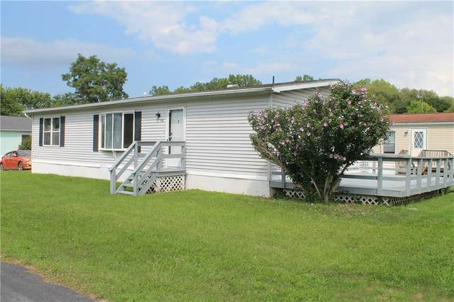 298 Silver Creek Circle, Manchester, NY 14432 (MLS #R1284943) :: Robert PiazzaPalotto Sold Team