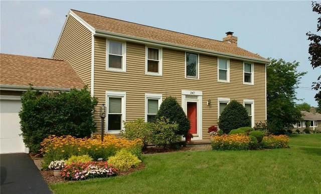 247 Webster Road, Webster, NY 14580 (MLS #R1285111) :: Lore Real Estate Services