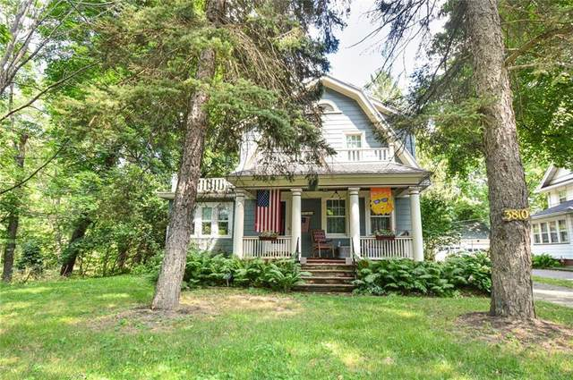 3810 Saint Paul Boulevard, Irondequoit, NY 14617 (MLS #R1285217) :: Lore Real Estate Services