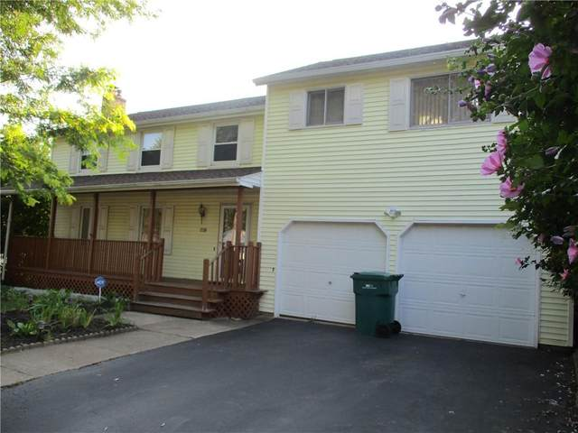 318 John Jay Drive, Irondequoit, NY 14617 (MLS #R1285245) :: Lore Real Estate Services