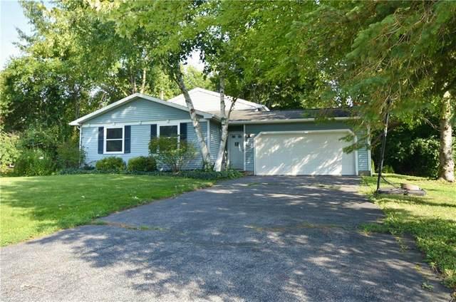 62 Prairie Trail, Henrietta, NY 14586 (MLS #R1285591) :: Robert PiazzaPalotto Sold Team