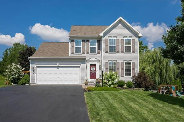 5130 Overlook Lane, Canandaigua-Town, NY 14424 (MLS #R1285705) :: Lore Real Estate Services