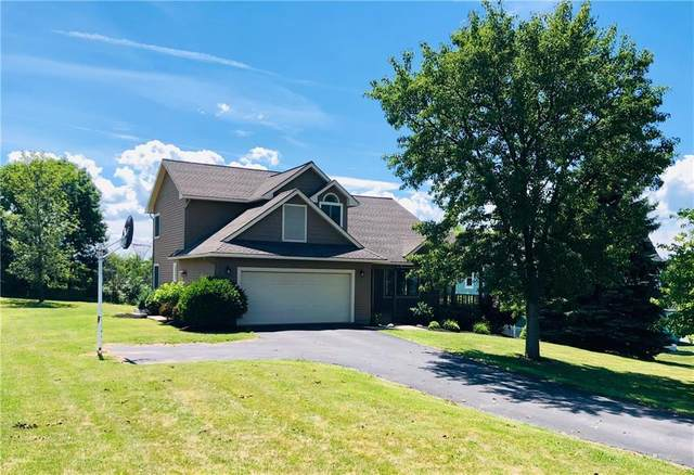 3692 Timberline Dr Drive, Canandaigua-Town, NY 14424 (MLS #R1285730) :: Lore Real Estate Services