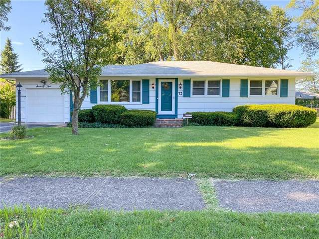 72 Woolacott Road, Irondequoit, NY 14617 (MLS #R1285760) :: Lore Real Estate Services