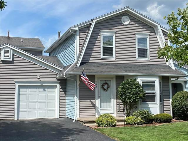 252 S Estate Drive, Webster, NY 14580 (MLS #R1285932) :: Lore Real Estate Services