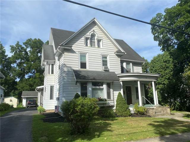 19 Clay Street, North Dansville, NY 14437 (MLS #R1286006) :: Lore Real Estate Services