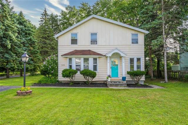 540 Helendale Road, Irondequoit, NY 14609 (MLS #R1286240) :: 716 Realty Group