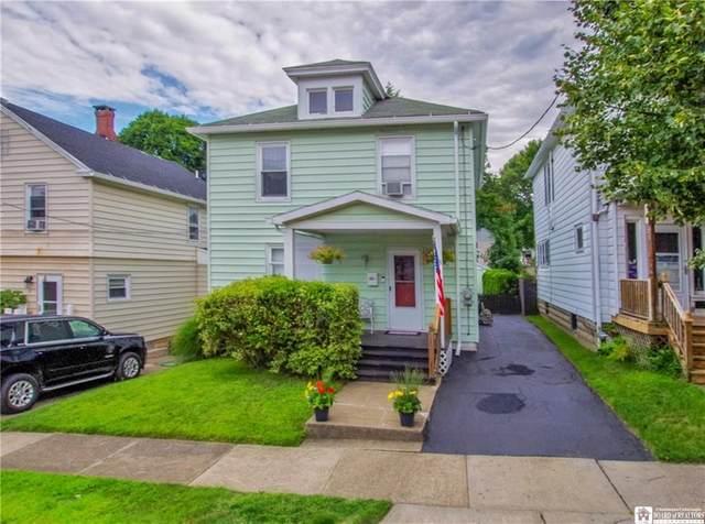 33 Regent Street, Jamestown, NY 14701 (MLS #R1286289) :: MyTown Realty