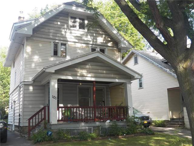101 Oriole Street, Rochester, NY 14613 (MLS #R1286493) :: Robert PiazzaPalotto Sold Team