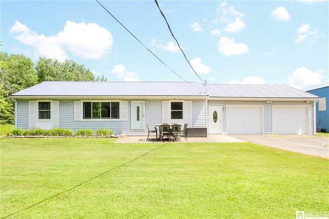 1436 Hartson Road, Poland, NY 14733 (MLS #R1287235) :: Thousand Islands Realty