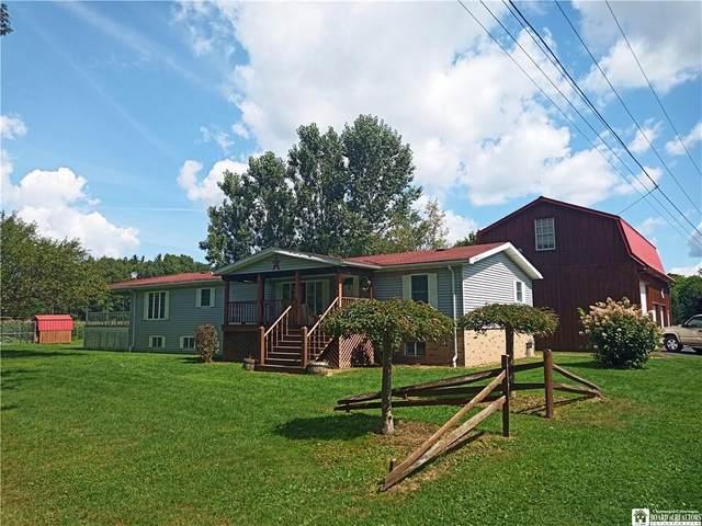 974 Portville Olean Road, Portville, NY 14770 (MLS #R1287382) :: Lore Real Estate Services