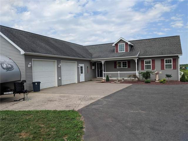 10787 Slayton Road, Conquest, NY 13166 (MLS #R1287991) :: Lore Real Estate Services
