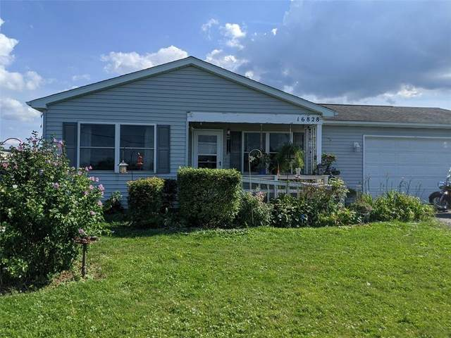 16828 Kenmore Road, Kendall, NY 14476 (MLS #R1288538) :: Thousand Islands Realty