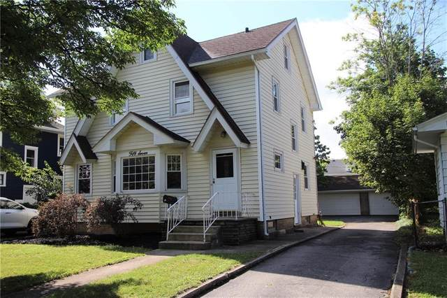 57 Shelbourne Road, Rochester, NY 14620 (MLS #R1288657) :: Robert PiazzaPalotto Sold Team