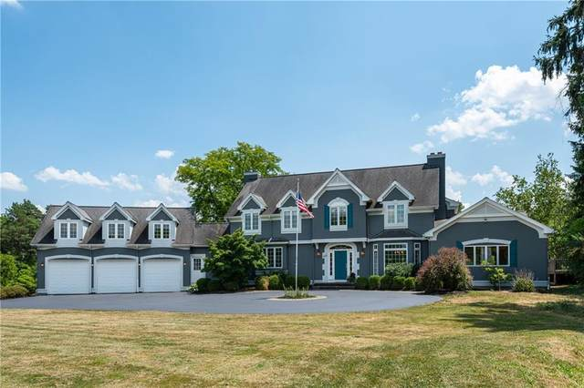 543 Smith Road, Mendon, NY 14534 (MLS #R1288724) :: Lore Real Estate Services