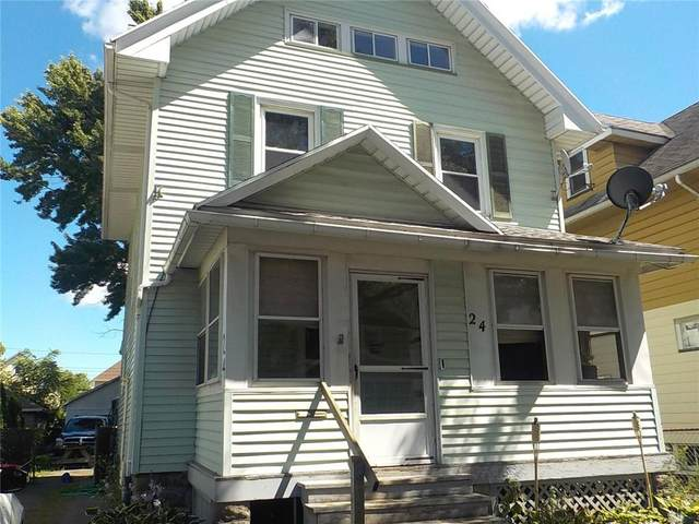 24 Canary Street, Rochester, NY 14613 (MLS #R1288848) :: Lore Real Estate Services