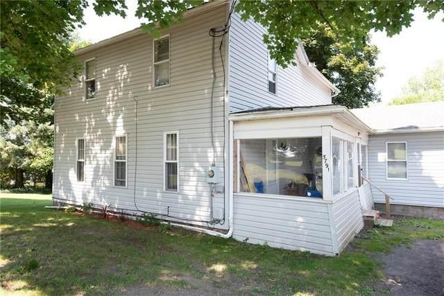 5791 Ridge Road, Sodus, NY 14589 (MLS #R1288893) :: Robert PiazzaPalotto Sold Team